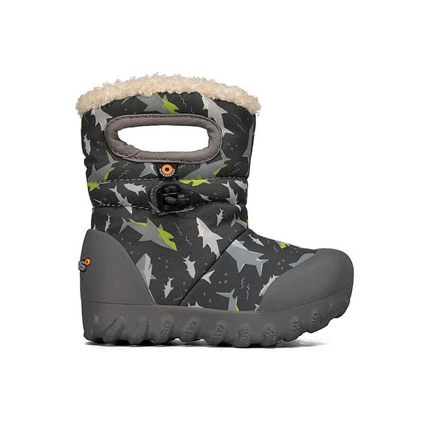 BOGS- INFANT B-MOC SHARK SNOW BOOTS