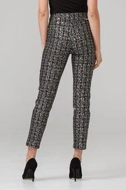 JOSEPH RIBKOFF 203544 PANTS back