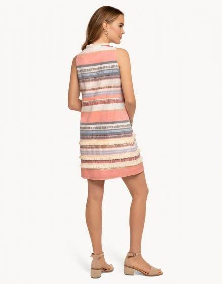 SPARTINA - EVIE FRINGE DRESS
