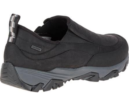 MERRELL- MEN'S ColdPack Ice+ Moc Waterproof Wide Width