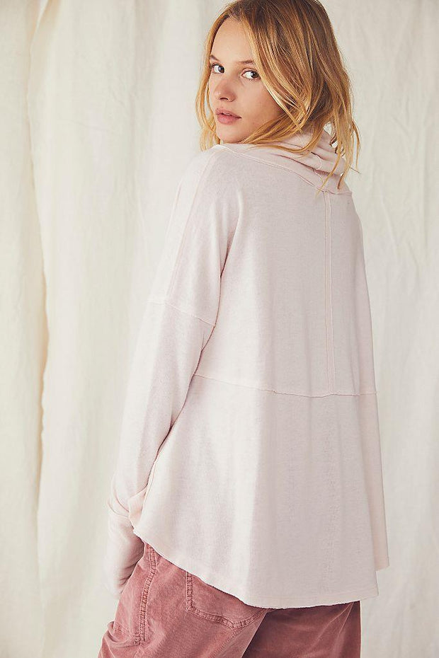 FREE PEOPLE- Cozy Time Funnel Top