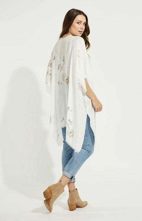 GENTLE FAWN- DAWN COVER-UP
