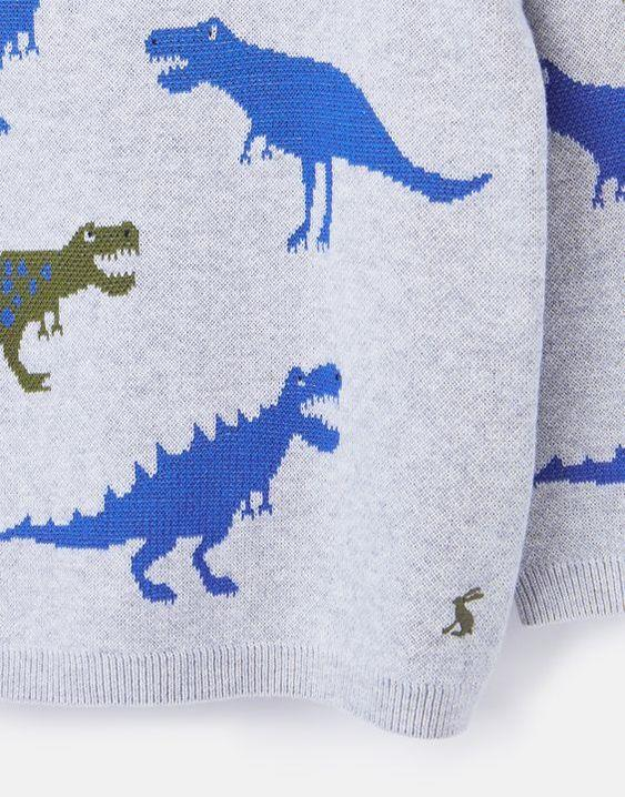 JOULES- BRANFORD ALL OVER PATTERN SWEATER