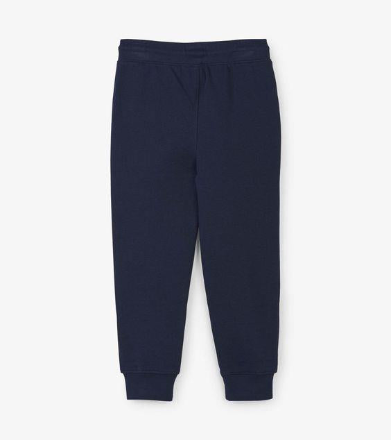 HATLEY- Navy Slim Fit Joggers