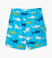 HATLEY- Great White Sharks Swim Trunks