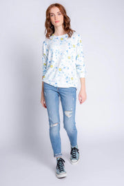 SMILY TOP LONG SLEEVE