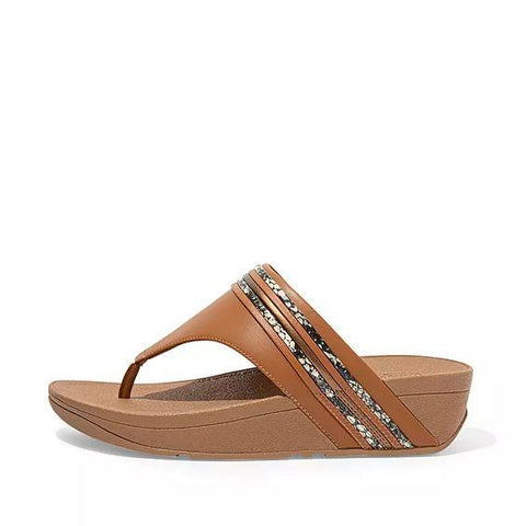 FITFLOP- OLIVE brown