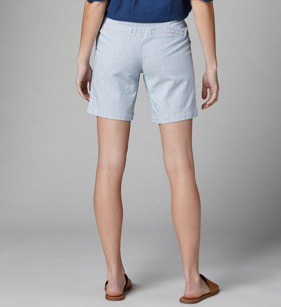 "JAG- GRACIE MID RISE 8"" PULL-ON SHORT"