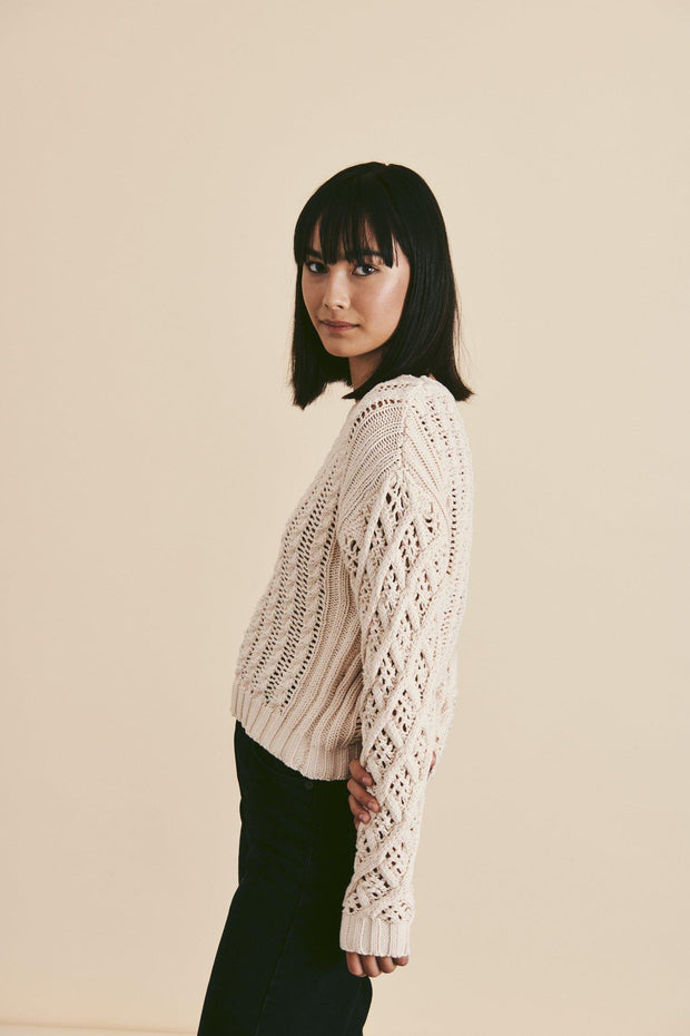 LINE INDRA SWEATER SIDE