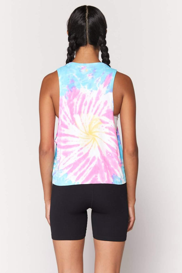 SPIRITUAL GANGSTER ACTIVE FLOW TANK
