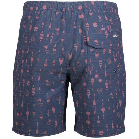 SALT LIFE The Buoy Volley Boardshorts