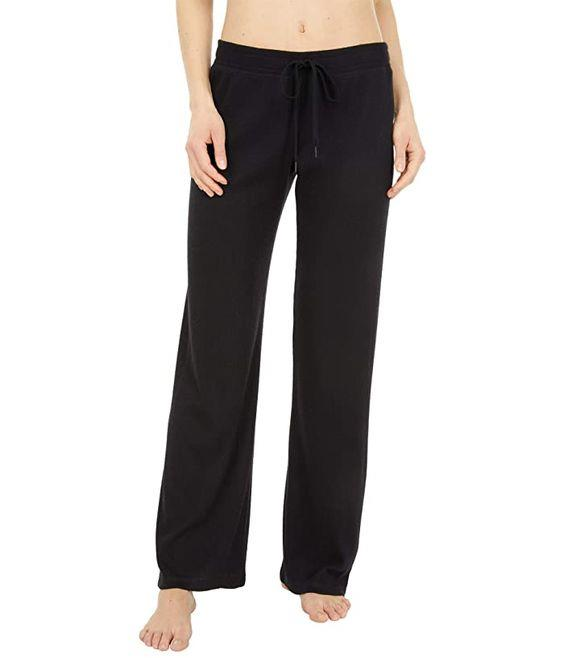 PJ SALVAGE- TEXTURED BASIC PANTS