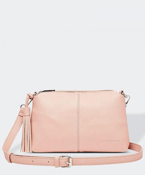 LOUENHIDE BABY DAISY CROSSBODY PINK