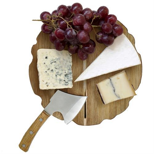 NATURAL LIVING - ALPINE CHEESE SET