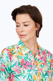 FOXCROFT - Rhea Easy-Care Tropical Shirt