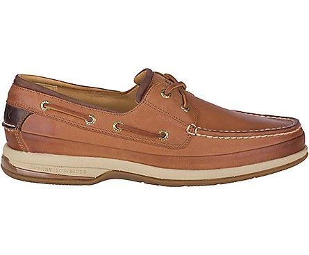 SPERRY- GOLD CUP BOAT SHOE W/ ASV SIDE