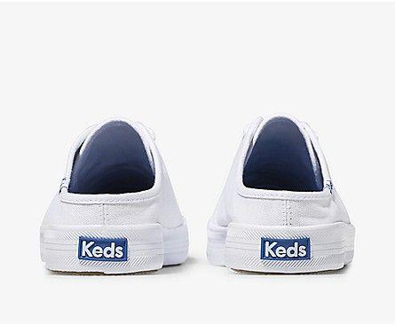 KEDS- WOMEN'S KICKSTART MULE CORE CANVAS BACK