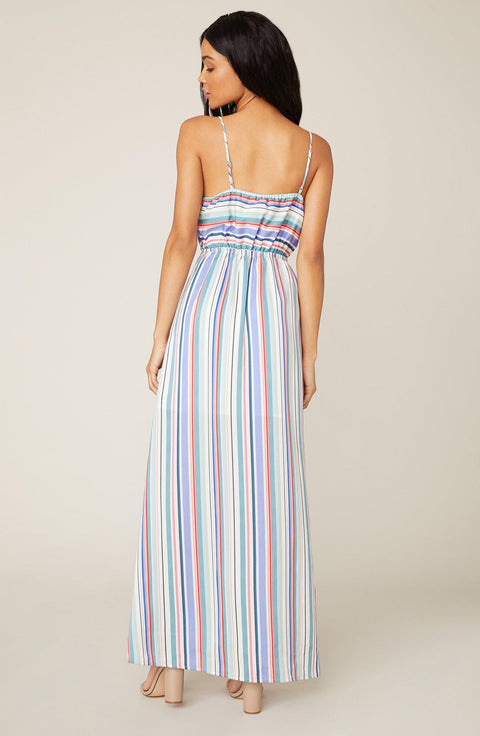 JACK BY BB DAKOTA - STRIPE MY FANCY MAXI