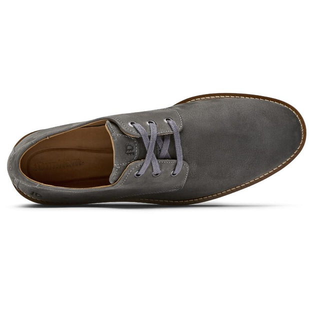 DUNHAM - MEN'S CLYDE PLAIN TOE OXFORD