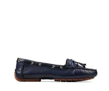 CLARKS- C MOCC BOAT SHOE SIDE
