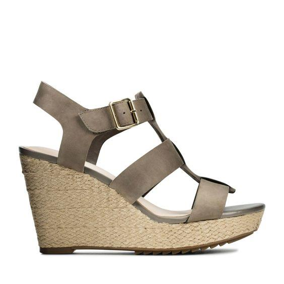CLARKS- MARITSA 95 GLAD WEDGE SIDE