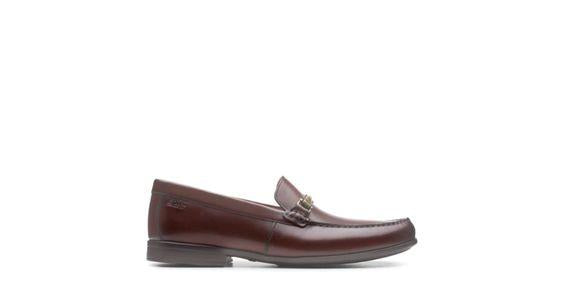 CLARKS- CLAUDE STRIDE SIDE