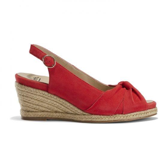 EARTH- THARA BERUMDA WEDGE SIDE
