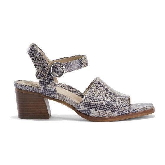 EARTH- MURANO HAZE SANDAL SIDE