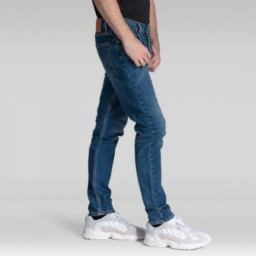 LEVIS 512 SLIM TAPER FIT JEANS SIDE