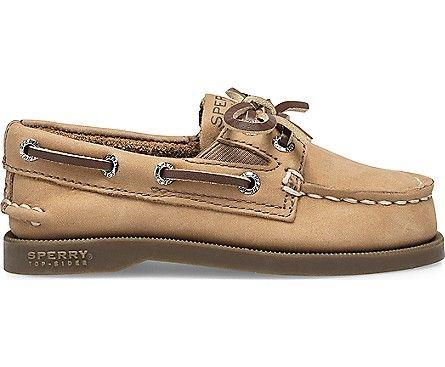 SPERRY- AUTHENTIC ORIGINAL SLIP-ON BOAT SHOE SIDE
