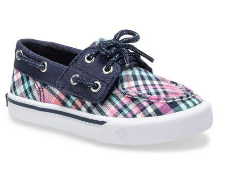 SPERRY - KIDS BAHAMA BOAT SHOE