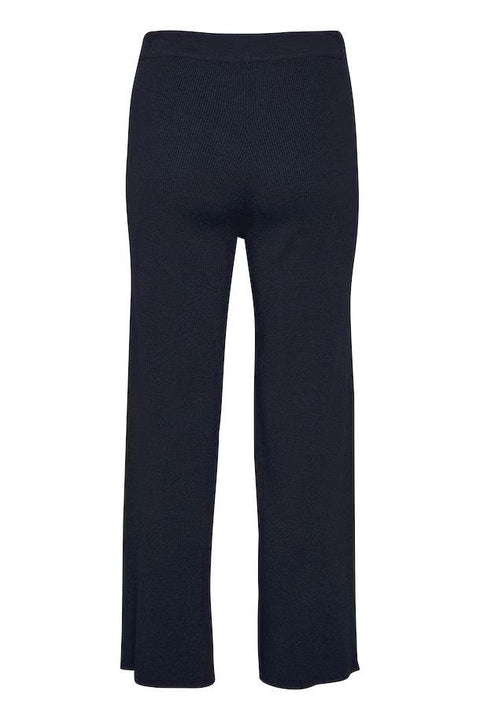 PART TWO VERDIPW TROUSERS NAVY BACK