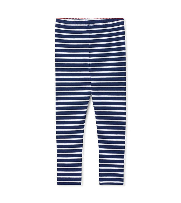 HATLEY - NAUTICAL STRIPE LEGGING