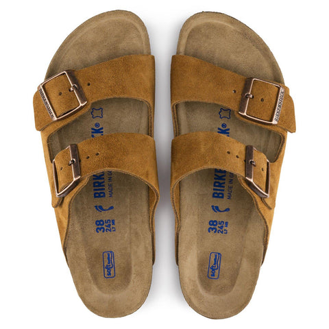 BIRKENSTOCK - WOMEN'S ARIZONA SOFT FOOTBED