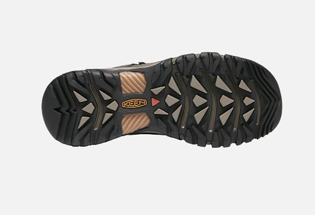 KEEN TARGHEE III WATERPROOF MID WIDE BOTTOM