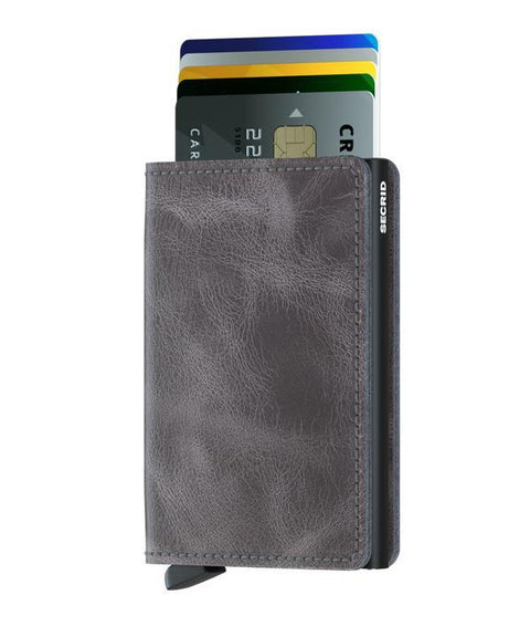 SECRID- SLIM WALLET VINTAGE