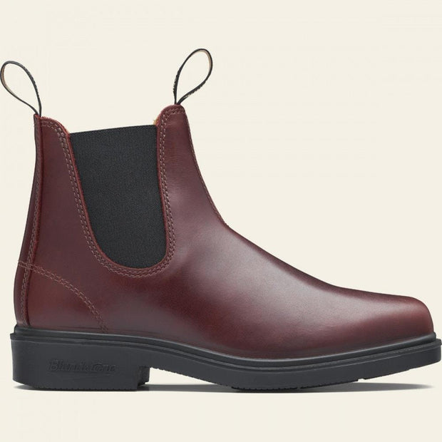 BLUNDSTONE- 1309 WOMEN'S DRESS CHELSEA BOOTS - REDWOOD