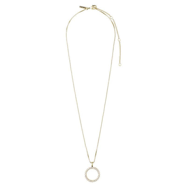 PILGRIM MALIN NECKLACE GOLD