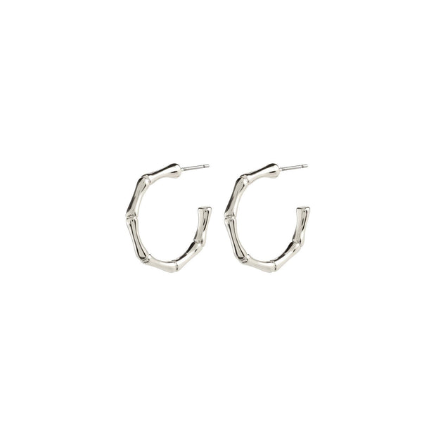 PILGRIM GALI EARRINGS SILVER