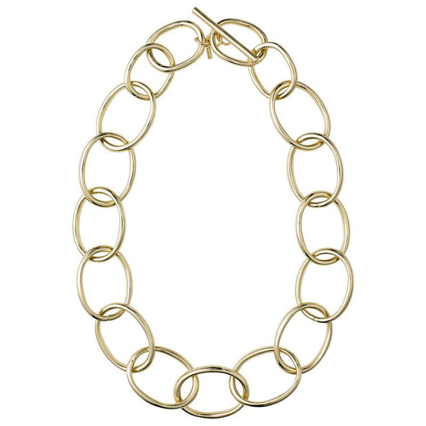 PILGRIM AIR CHAIN GOLD