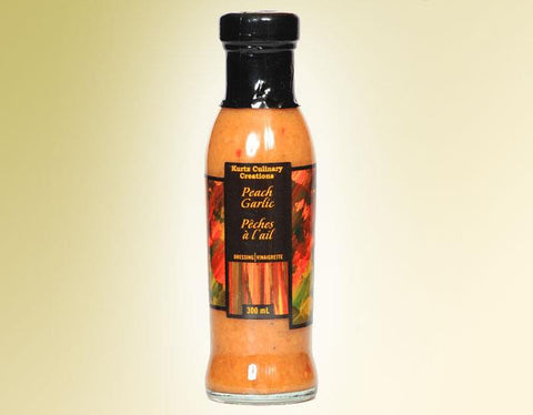 KURTZ CREATIONS - PEACH GARLIC DRESSING