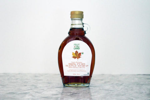 FRUIT OF THE LAND - MAPLE SYRUP