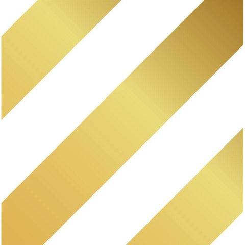 SIMPLY BAKED - COCKTAIL NAPKIN GOLD STRIPE
