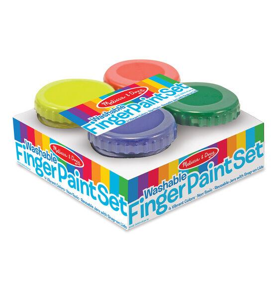 MELISSA & DOUG - FINGER PAINT SET