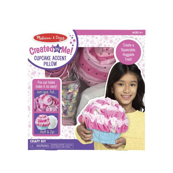MELISSA & DOUG - CUPCAKE ACCENT PILLOW KIT