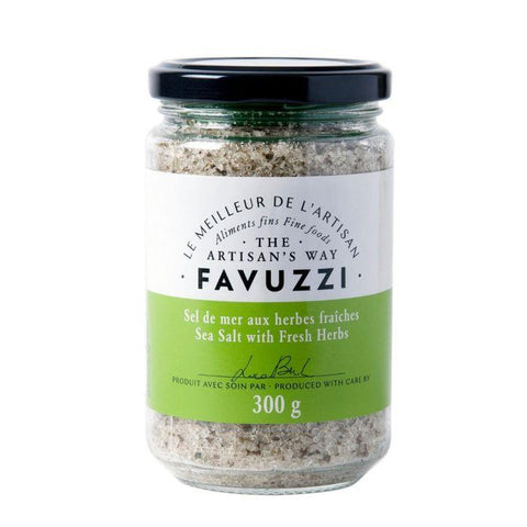 FAVUZZI - BOLOGNA HERBAL SEA SALT