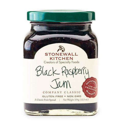 STONEWALL KITCHEN - BLACK RASPBERRY SPREAD