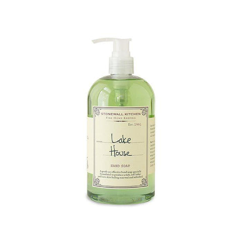 STONEWALL KITCHEN - LAKE HOUSE HAND SOAP