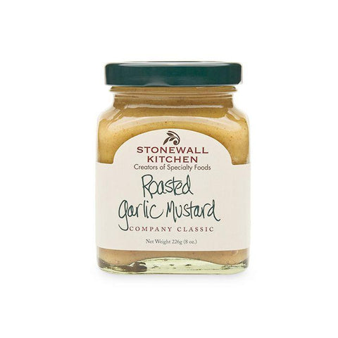 STONEWALL KITCHEN - ROASTED GARLIC MUSTARD