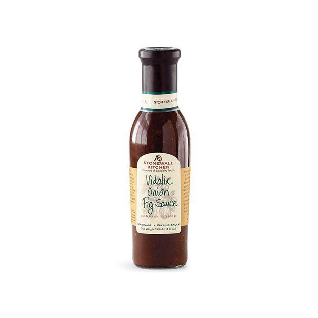 STONEWALL KITCHEN - VIDALIA ONION FIG SAUCE